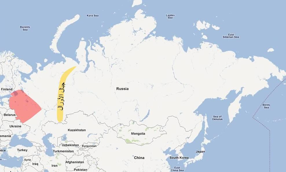روسيا ليست دولة قومية حقيقية nation state
